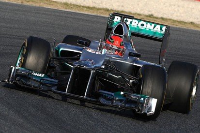 Tech notes: Mercedes' forward thinking