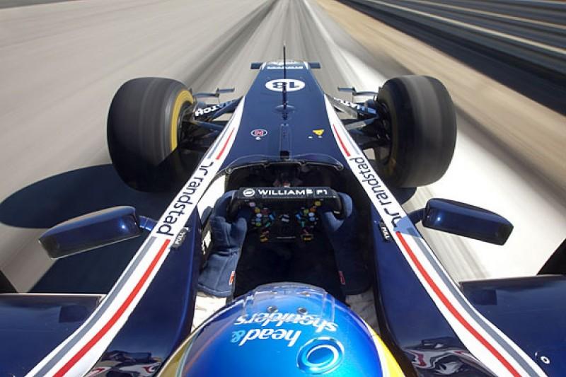 Secrets of the Formula 1 cockpit revealed