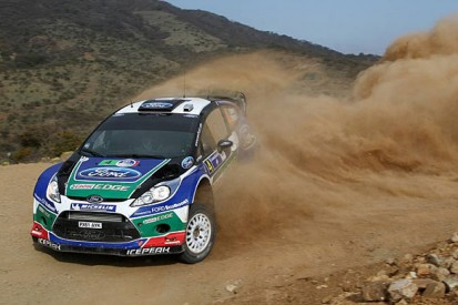 Solberg: An incredible feeling in Mexico