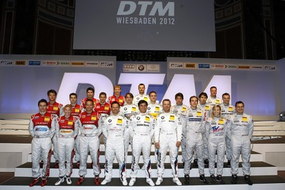 The 2012 DTM grid guide