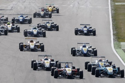 The 2012 Formula 3 Euro Series grid guide