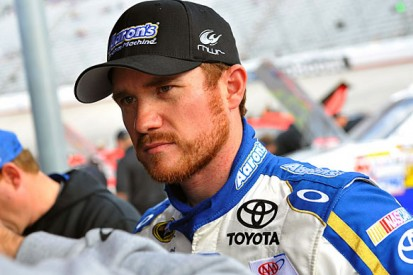 NASCAR ace loving the Gran Turismo game