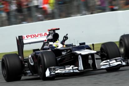 In the magazine: Williams wins again at last!