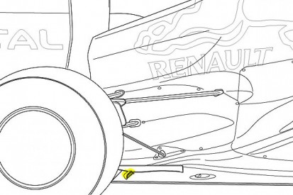 Tech notes: Red Bull's floor row unravelled
