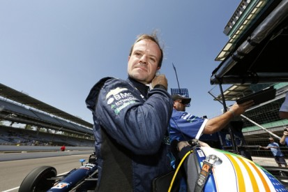 Barrichello's Indy 500: The oldest rookie in town