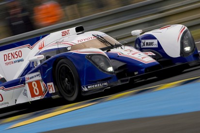 Wurz: Toyota's ace in the hole
