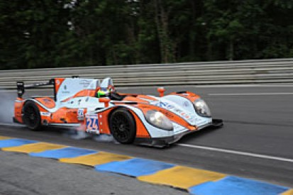 2012 Le Mans Blog: Day One