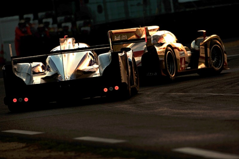 Notebook: Le Mans 2012 reflections