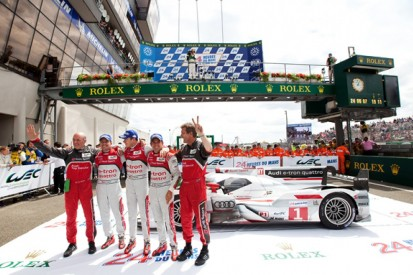 In the magazine: Audi's hybrids on a Le Mans high