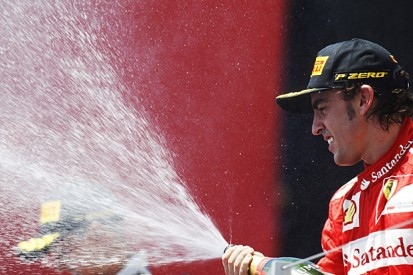 Alonso: Master of the midgrid fightback