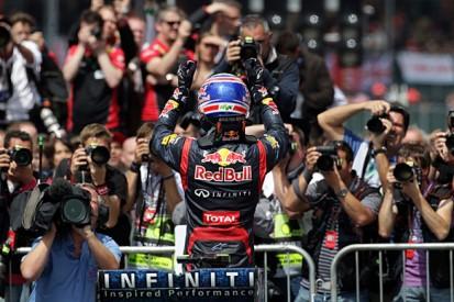 Webber edges closer to Aussie legend status