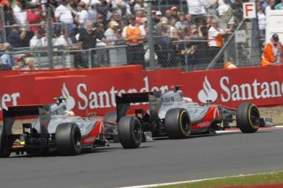 Inside McLaren's Silverstone woes