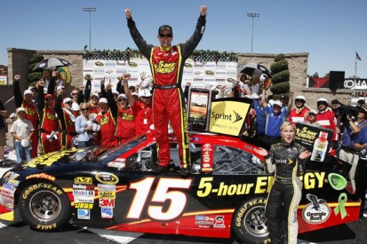 Breaking in to NASCAR's top ranks
