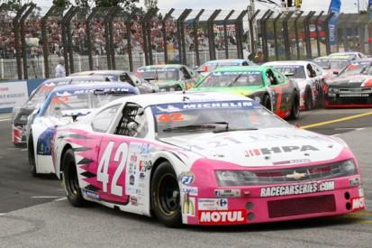 AUTOSPORT goes Euro NASCAR racing