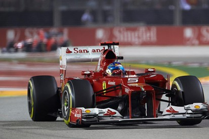 Alonso just keeps on outscoring them all