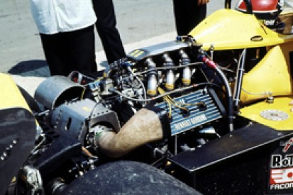HP Source: Building an F1 engine
