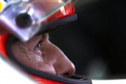 Schumacher on the spot