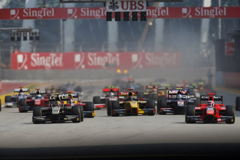 The top 10 GP2 drivers of 2012