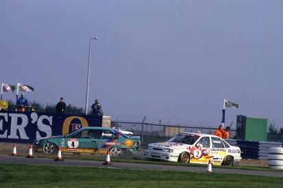 BTCC 1992: Tin-top tearaways in the news