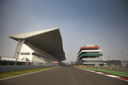 Setting the scene for the Indian Grand prix