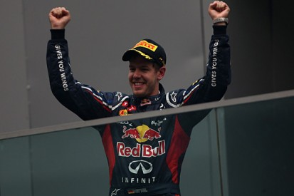 And the records keep on falling to Vettel