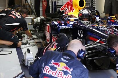 F1 Blog: Tech secrets revealed