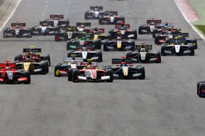 The top 10 Formula Renault 3.5 drivers of 2012