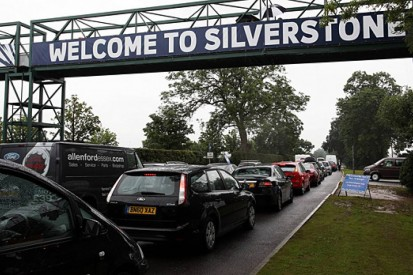 Why rain will never stop play at Silverstone