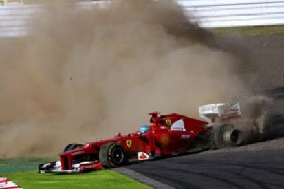 Sebastian Vettel's defining moments of 2012