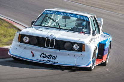 BMW time travel with Andy Priaulx