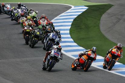 The top 10 MotoGP riders of 2012