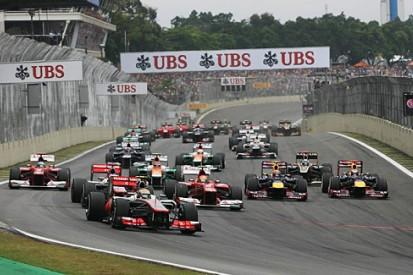Mark Hughes' top 10 F1 drivers of 2012
