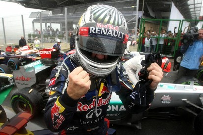 AUTOSPORT's F1 season review 2012