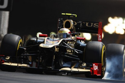 Why Lotus is right to keep Grosjean