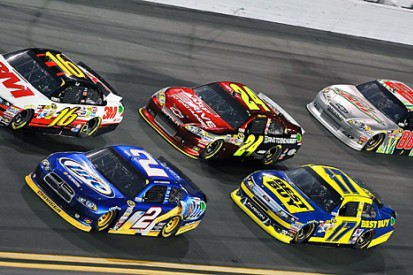 The 2012 NASCAR season review