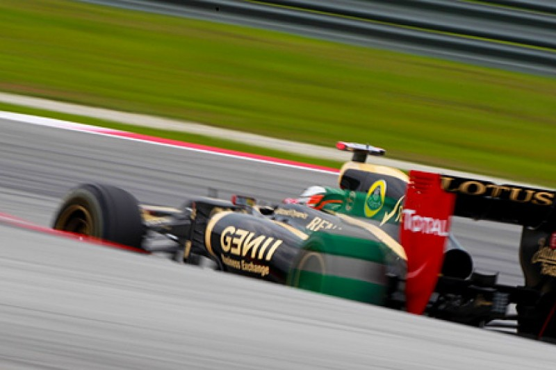 Best features of 2012: Early signs Kimi would star