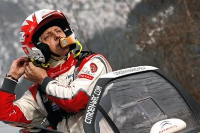 Mikko Hirvonen's Monte Carlo diary