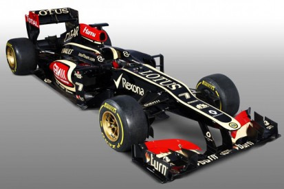 Under the skin of the Lotus E21