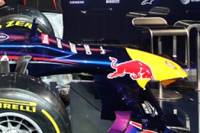 Under the skin of the Red Bull RB9