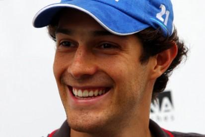 Senna's new Aston GT challenge