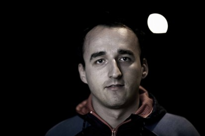 Kubica on the comeback trail