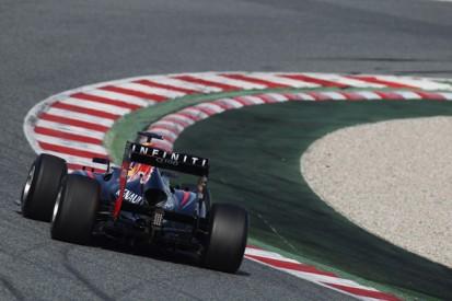 Barcelona test blog: Red Bull's sleeping giant