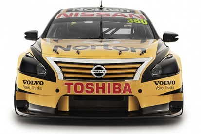 Nissan returns to Oz