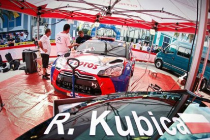 Why Kubica can win on ERC debut
