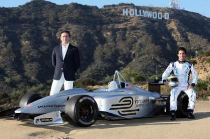 The motorsport revolution starts here
