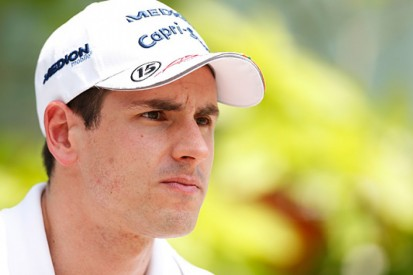 Adrian Sutil: back to the light
