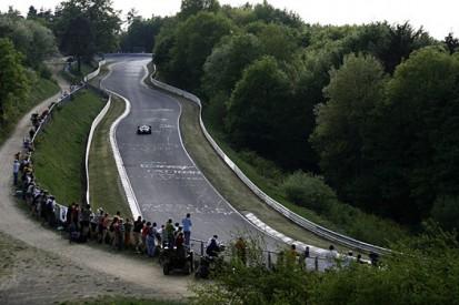 Formula 1 at the real Nurburgring