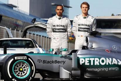 Hamilton and Rosberg: F1's best pairing?