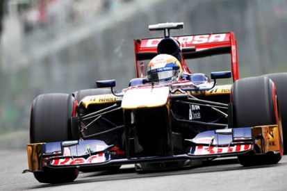 Is Vergne forcing his way into Red Bull contention?