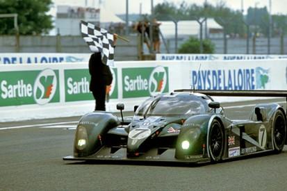 Bentley's Le Mans victory